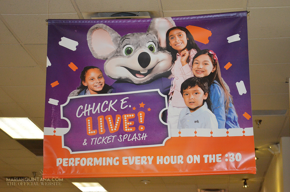 Everything you could want for a full day of excitement is under one roof at Chuck E. Cheese's. From a video arcade with interactive games, to the best kids menu including our famous pizza and an all-you-can-eat salad bar, to performances by the one and only Chuck E. and his gang, expect fun and entertainment galore.